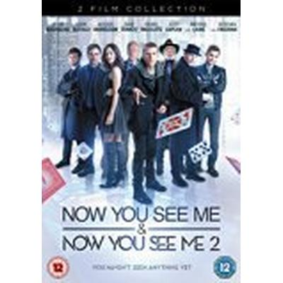 Now You See Me/Now You See Me 2 Doublepack [DVD] [2013]
